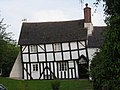 Timber framed house in Claverley, Shropshire, England.jpg