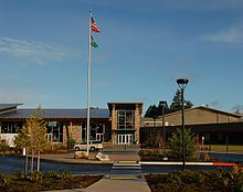 Timberline High School Front.JPG