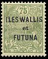 Timbre Wallis et Futuna 1920 - 75 centimes.jpg