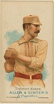Tim Keefe - Wikipedia
