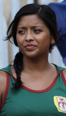 Tiya Sircar May 2014.jpg