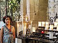 Tiya with her Candle (19166307220).jpg