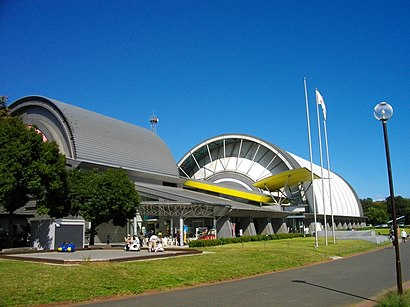 How to get to 所沢航空発祥記念館 with public transit - About the place