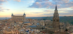 Revolt of the Comuneros - Toledo, home of the first Comunidad