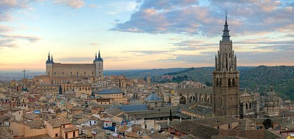 hvad er hovedstaden i spanien