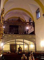 Convento de santa clara tolosa wikipedia la for Academy for salon professionals santa clara