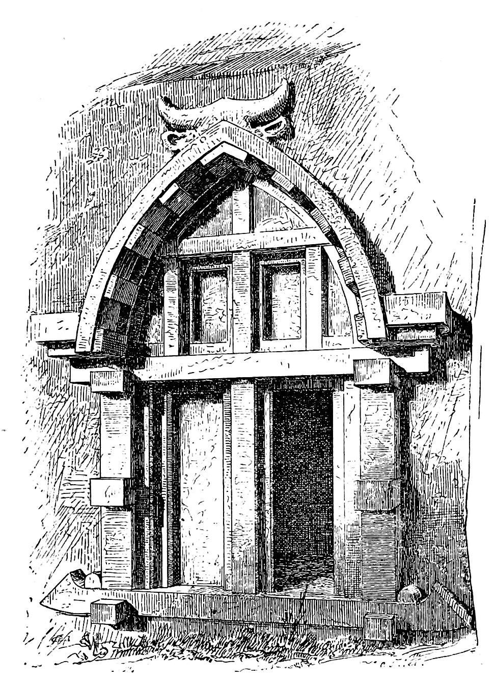 Tomb at Pinara