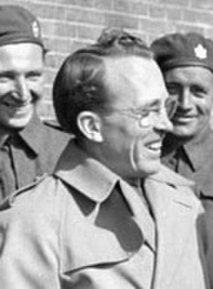 Saskatchewan general election, 1944 - Image: Tommy Douglas crop