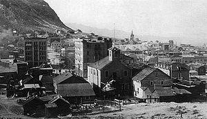 Tonopah, Nevada - Tonopah in 1913