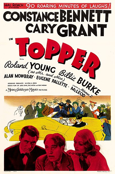 Picture of a movie: Topper