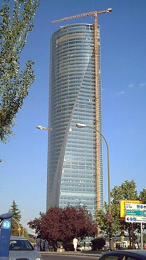 Torre Espacio - Image: Torre Espacio (Madrid) 04a