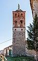Torre de la ermita de Nuestra Señora del Castillo, Torre de Belmonte de Gracián, Zaragoza, España, 2017-01-05, DD 06.jpg