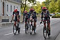Tour d'Espagne - stage 1 - UAE après la course.jpg