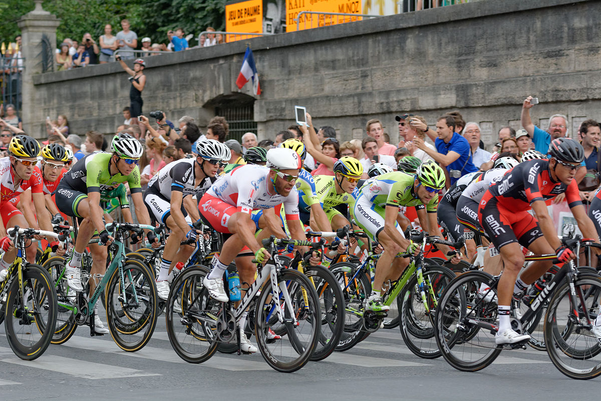 Tour Defrance Bike Motors Cheat