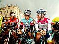 Tour de Pologne 2012, Przed rozpoczęciem etapu (7718937822).jpg