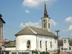 Tovariševo, Catholic Church.jpg