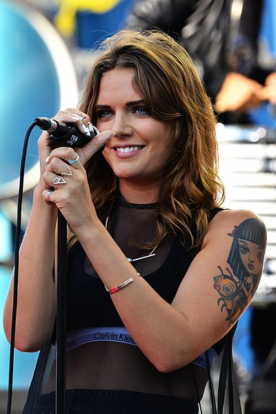 Picture of a band or musician: Tove Lo