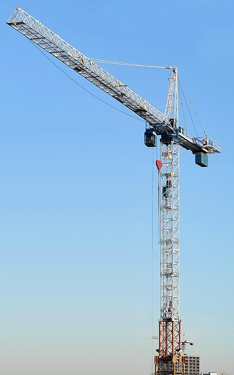 Tower Crane Sizes : File tower crane g wikimedia commons