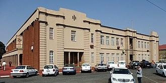 Randfontein - Randfontein Town Hall