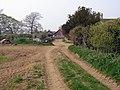 Track to Murtrey Hill Farm - geograph.org.uk - 448972.jpg