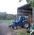 Tractor, South Farm - geograph.org.uk - 1589323.jpg