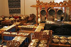 Perangkat Gamelan Jawa