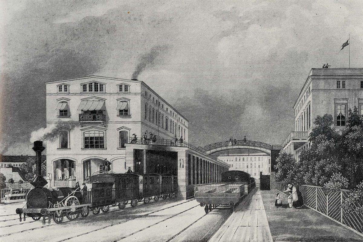 Berlin Potsdamer Bahnhof - Wikipedia