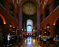 Transept looking east - Basilica of Aparecida - Aparecida 2014.JPG