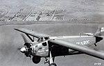 Travel Air 5000 Woolaroc NX869, winner of ill-fated Dole race in flight.jpg