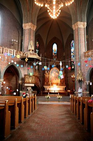 Trinity Church (Oslo) - Image: Trefoldighetskirken 06