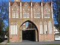 Treptower Tor city gate Neubrandenburg-2.jpg