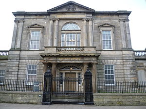 Thomas Brown (architect) - Trinity House, Kirkgate, Leith