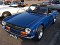 Triumph TR 6 dutch licence registration 49-YA-51.JPG