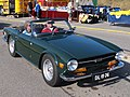 Triumph TR 6 dutch licence registration DL-11-76-.JPG