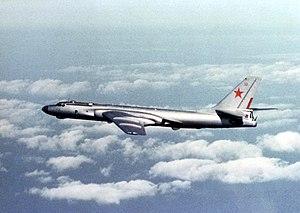 """Tupolev Tu-16 - Tu-16R """"Badger-E"""" (1985)"""