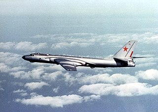 Tupolev Tu-16 strategic bomber aircraft family