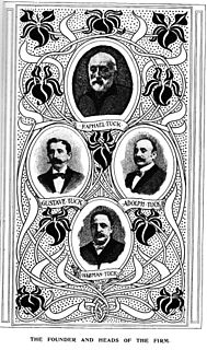 Raphael Tuck & Sons Postcard and picture publisher