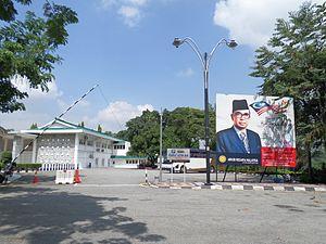 Abdul Razak Hussein - Tun Abdul Razak Memorial in Kuala Lumpur.