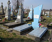 Turiysk Volynska-brotherly graves of Lopushevski&Pavlovych-view-1.jpg
