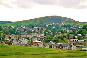 Turka, Ukraine - Turka Panoramic View
