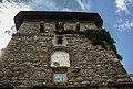 Turn clopotniță de intrare in Manastirea Moldovita 01.jpg