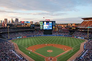 Randy Johnson's perfect game - Turner Field was the site of Randy Johnson's perfect game.