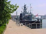 Buffalo and Erie County Naval & Military Park.
