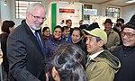 U.S. Ambassador David Shear opens safe medicine exhibition in Hanoi (6639696129).jpg