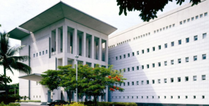 Embassy of the United States, Bangkok - Image: U.S. Embassy in Bangkok