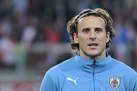 image illustrative de l'article Diego Forlán