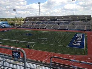 University at Buffalo Stadium - Image: UB Stadium Wide
