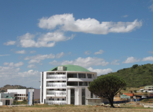 University of Dodoma - Image: UDOM College of Informatics