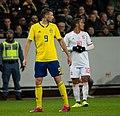 UEFA EURO qualifiers Sweden vs Spain 20191015 Marcus Berg 10.jpg