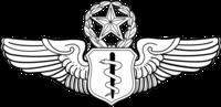 Insignia de cirujano de vuelo de comando de la USAF-Historical.png
